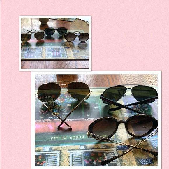 Versace Other - Sun glasses